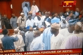 Nigerian National Assembly session